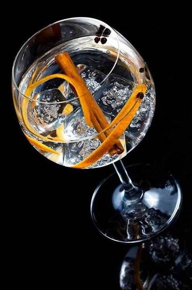 Combinados / Alcoholic Drinks: Carta de Salón de Té Al Yabal