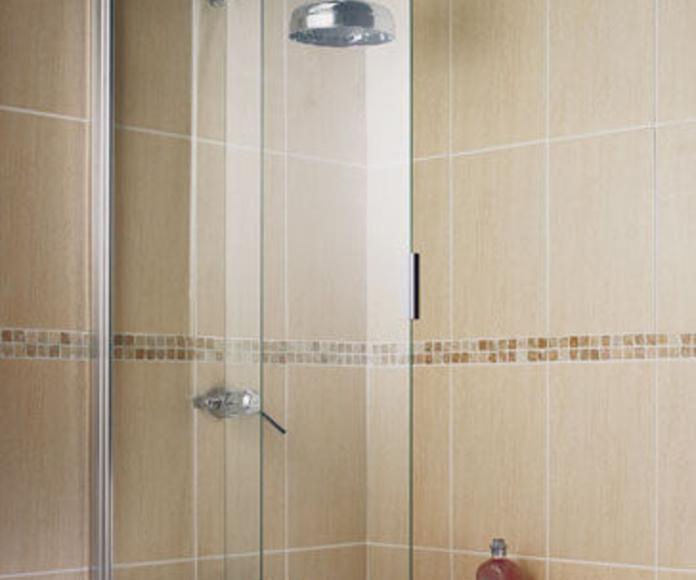 Mamparas de baño: Catálogo de Ventanas de Aluminio Miguel