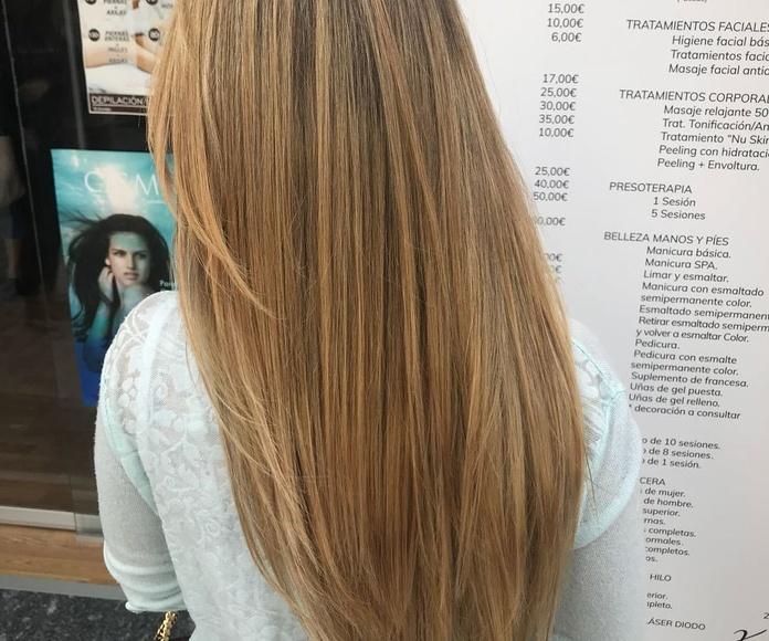 Extensiones de pelo valencia | khrystyna Karasenko