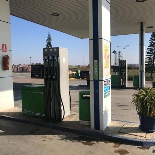 Surtidores de gasóleo, sin plomo 95 y 98, diésel y biodiésel