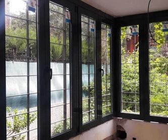 Cerramientos de porches : Catálogo ventanas de aluminio de Aluminios Fabritec