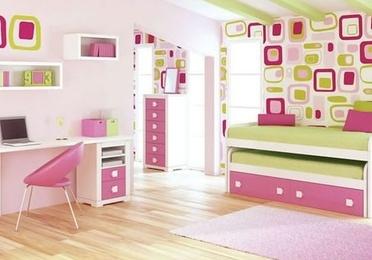 Ideas y ejemplos de dormitorios infantiles y juveniles.