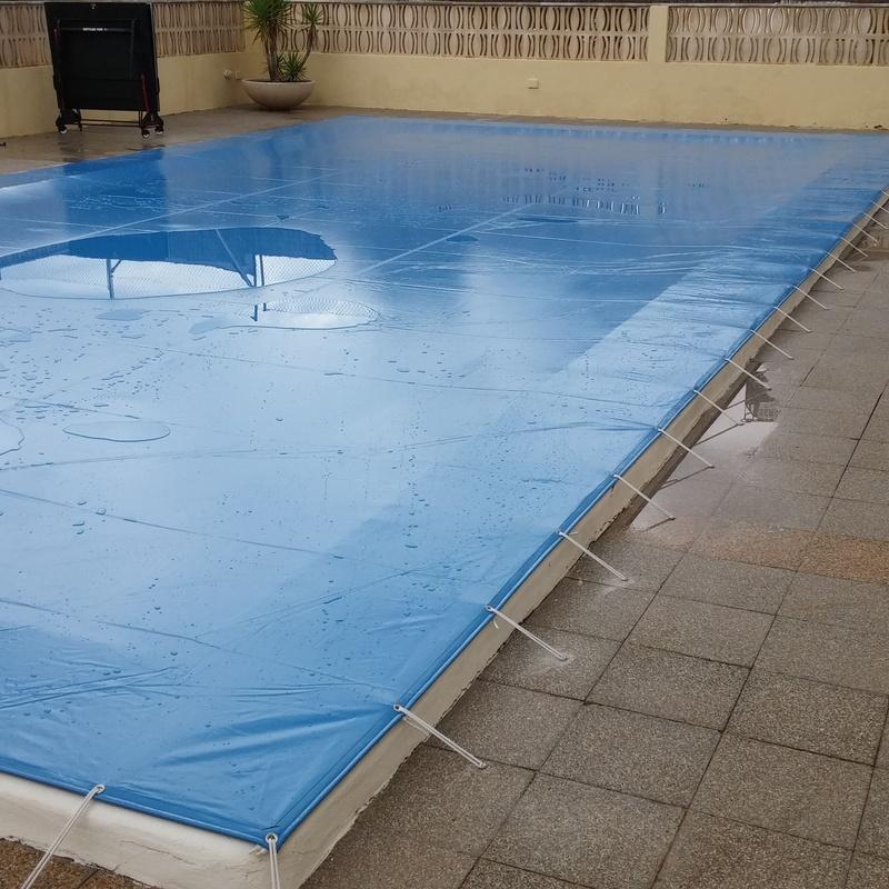 Cobertores de piscinas: Servicios de Toldos Merino