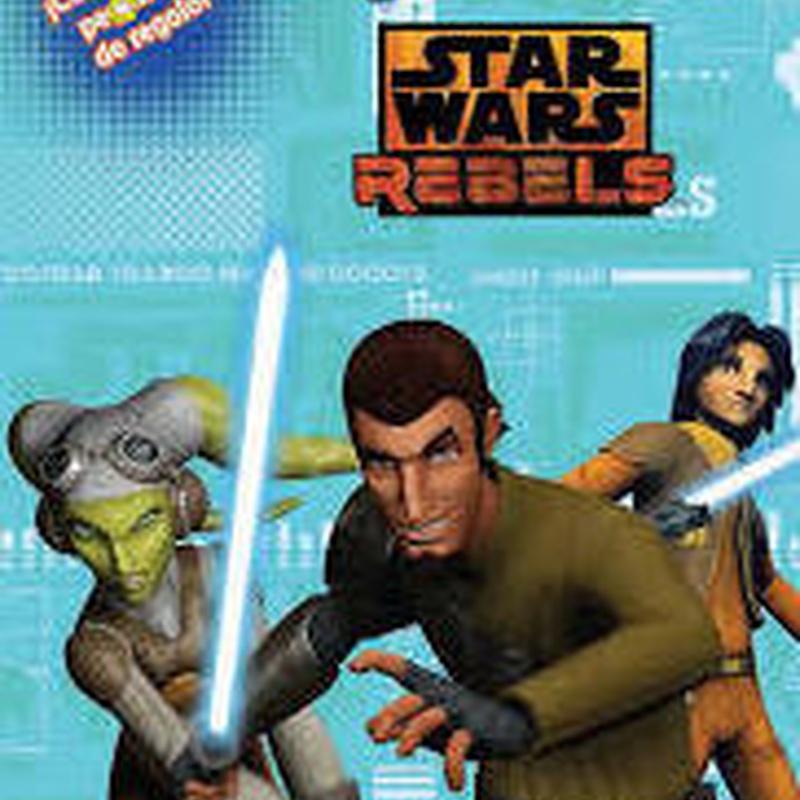 STAR WARS REBELS - SUPERCOLOR