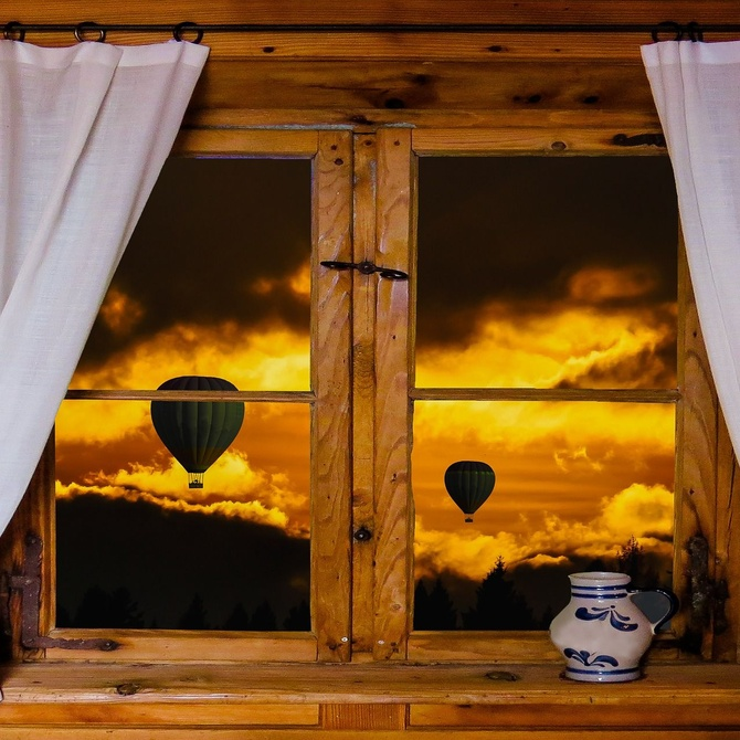¿Cuáles son las mejores maderas para ventanas?