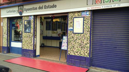 Administración de loterías en Valencia