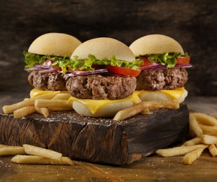 La hamburguesa perfecta