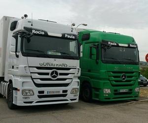 Transportes por carreteras nacionales