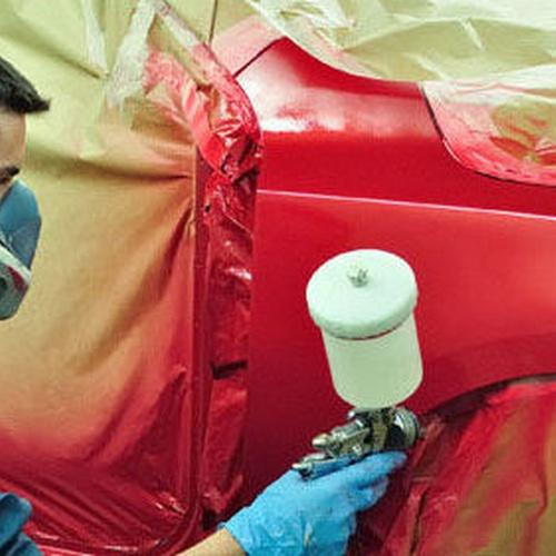 Pintado integral de coches