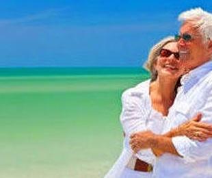 Viajes para mayores de 55 años