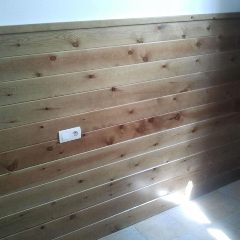 Revestimiento de paredes: Catálogo de Carpintería Ferrándiz
