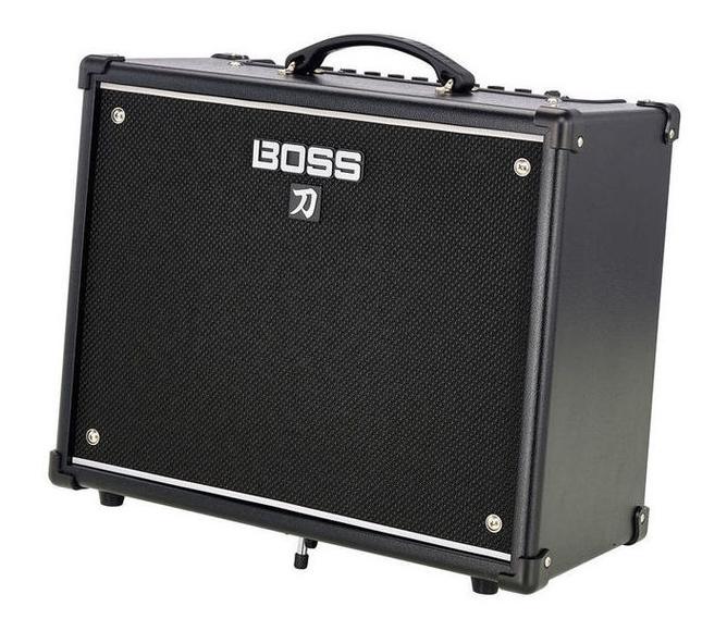 Amplificador Guitarra eléctrica con efectos usb Boss Katana 50w