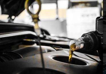 Cambio de aceite.