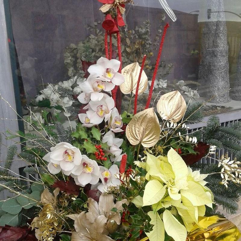 Centros decorativos: Arreglos Florales de Flores Cid Arte Floral