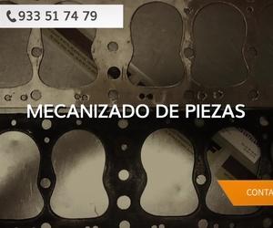 Maquinaria industrial en Sant Andreu Barcelona
