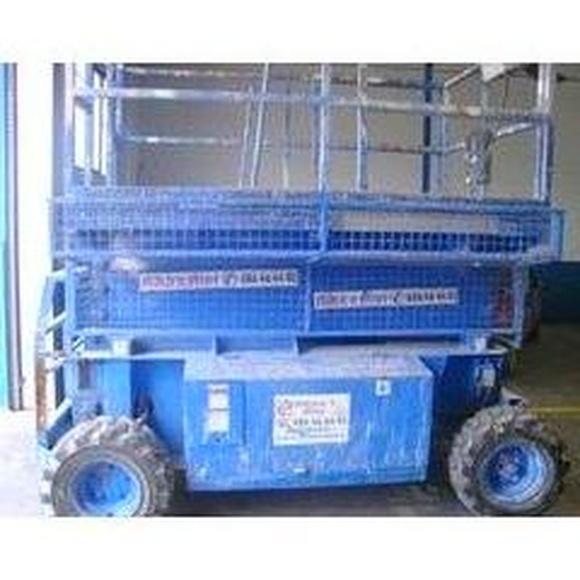 Tijera Diesel: Maquinaria alquiler y venta de Alkira Alor