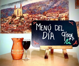 Cócteles: Nuestra carta de Restaurante Casa García's