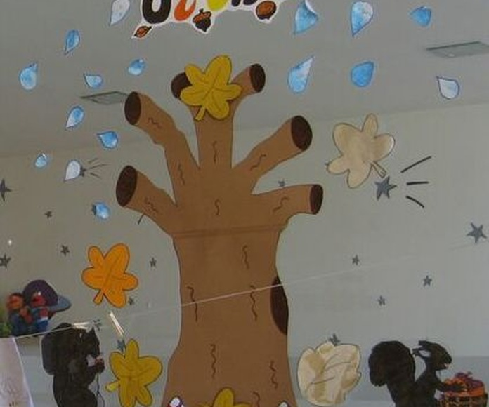 Servicio Integral : Servicios que ofrecemos de Mascero Escuela Infantil