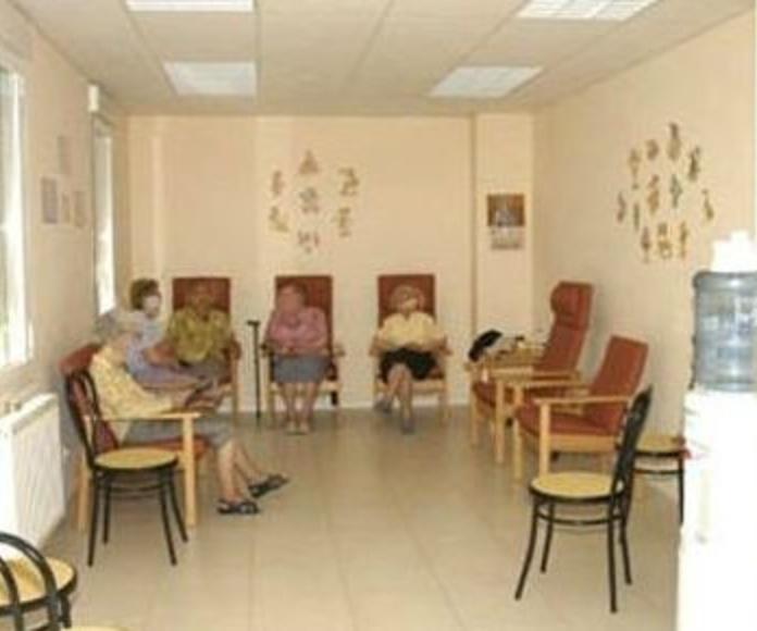 Residencias para mayores Navarra