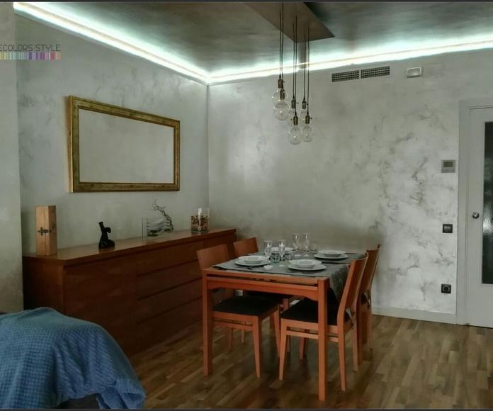 Diseño de interiores en Hospitalet de LLobregat