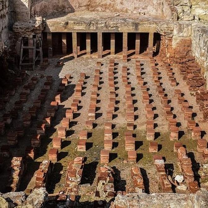 ¿Sabías que el suelo radiante es un invento romano?