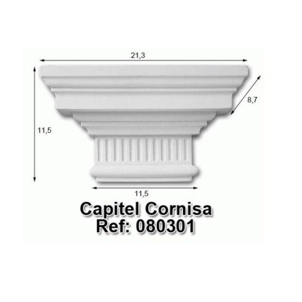 Capitel cornisa: Catálogo de  Galuso