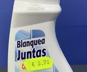 Detergente espumante alcalino para uso general 1L: SERVICIOS  Y PRODUCTOS de Neteges Louzado, S.L.