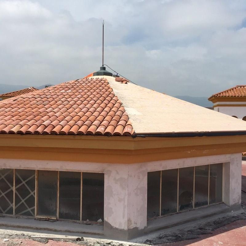 Rehabilitación de cubiertas: Servicios de reformas de Royser Gestión
