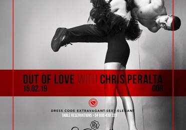Out of love with Chris Peralta