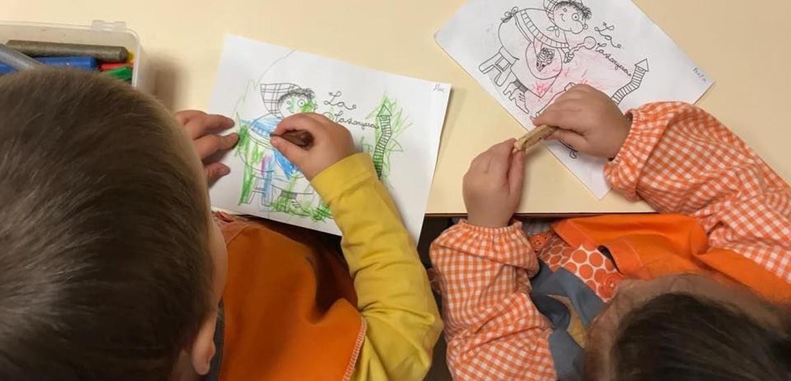 Guardería infantil en Les Franqueses del Vallès para jugar y aprender