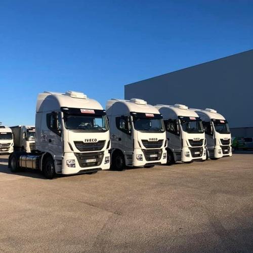 Transporte de mercancía por carretera en Alicante   Transportes Albero