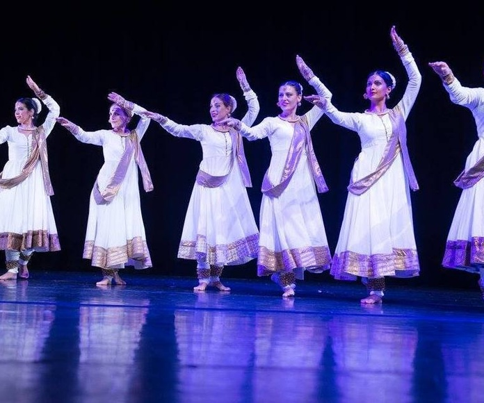 Barcelona Kathak Project, Hemantika London 2016