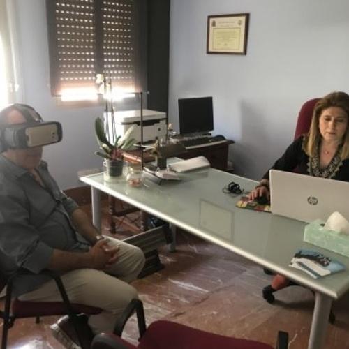 Terapia con realidad virtual en Sevilla