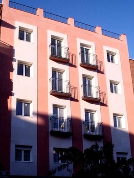 Sistema con mortero monocapa: Servicios  de Reicom Madrid