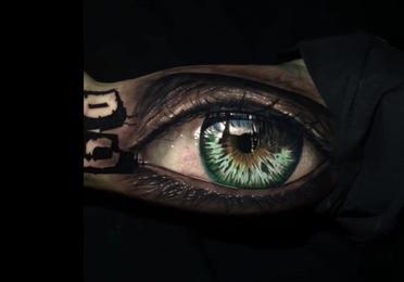 Tatuadores colaboradores - Álvaro Piva
