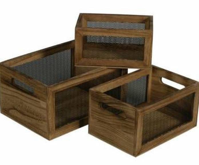 Organización: Productos y materias primas de Estilo 2 Bambú, S.L.