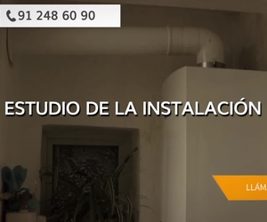 Instalación de calderas en Getafe | Encogas