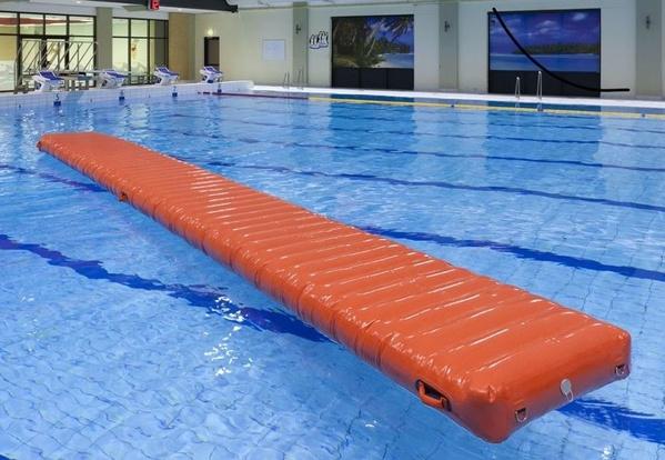 Pasarela acuática 6 metros