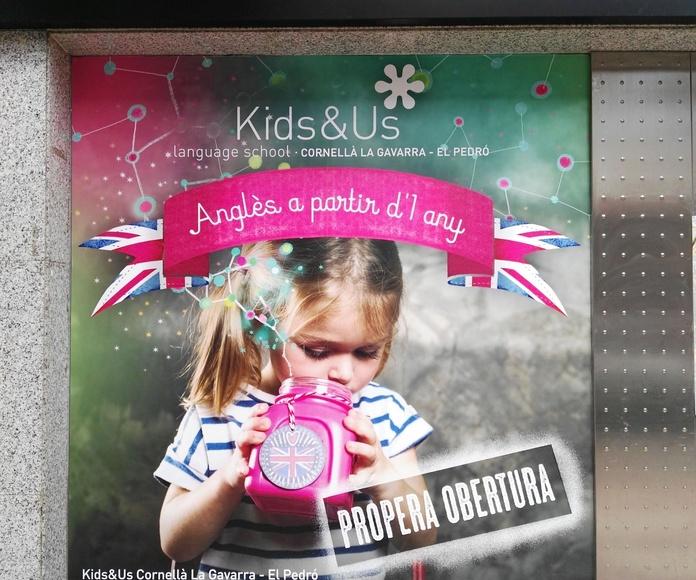 Academias de Inglés KIDS&US