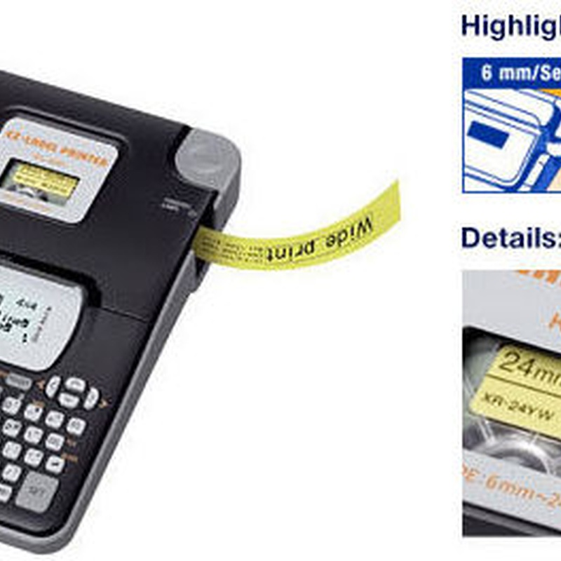 CASIO KL-820: Productos y Servicios de Rosan