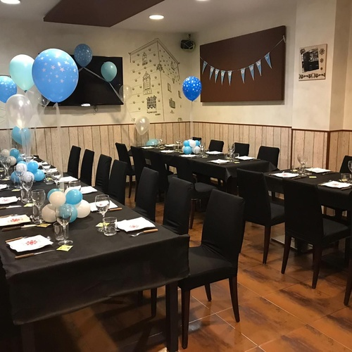 Restaurante para eventos en Salamanca