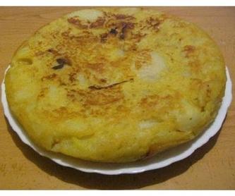 Desayunos: Carta de Cafetería Zalburdi
