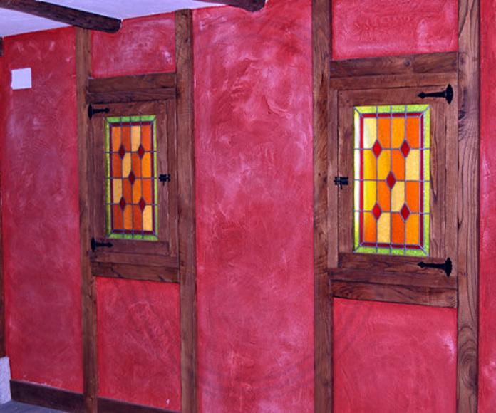 Cristales para puertas : Productos  de Cristalera Madrileña