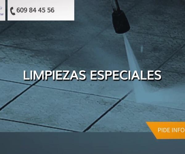 Empresas de limpieza en Salamanca | Arco Iris Salamanca