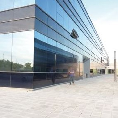 Edificio de la Clínica Ansoáin