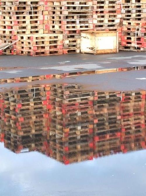 Trabajos en madera para el embalaje y almacenamient