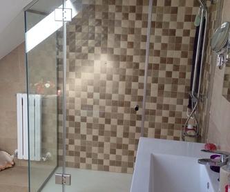 Cambio de bañera por plato de ducha en 24 horas: Servicios de Cristalería Oriental