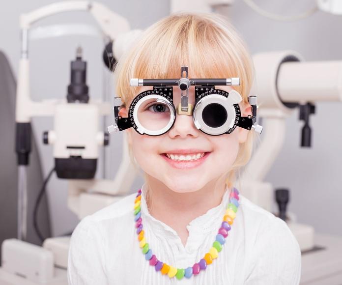 Revisiones Oculares infantiles: Servicios de Clínica Graullera