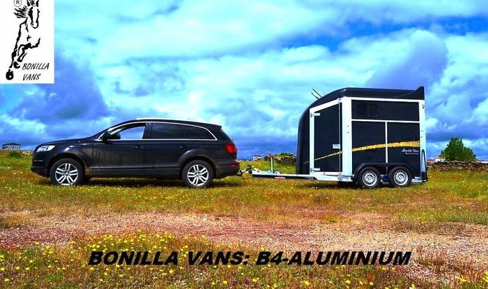 B4-Aluminium. La mejor opción.