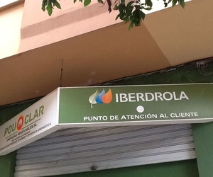 Punto de atención al cliente de Iberdrola